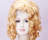 丙纶纤维、PP纱应用于人假发