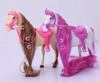 丙纶纤维、PP纱应用于玩具毛发
