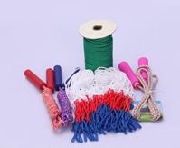 丙纶纤维、pp纱应用于织绳