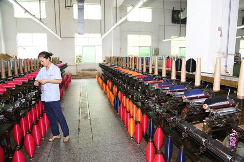飞尔博PP纱生产