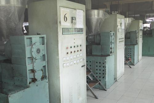 飞尔博生产设施