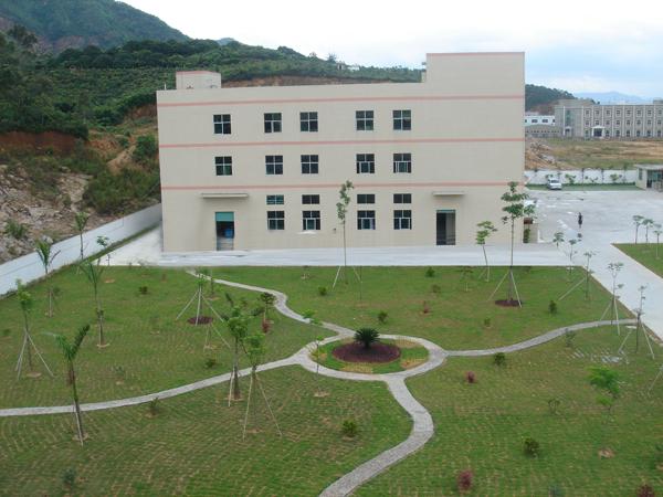 飞尔博绿化片区