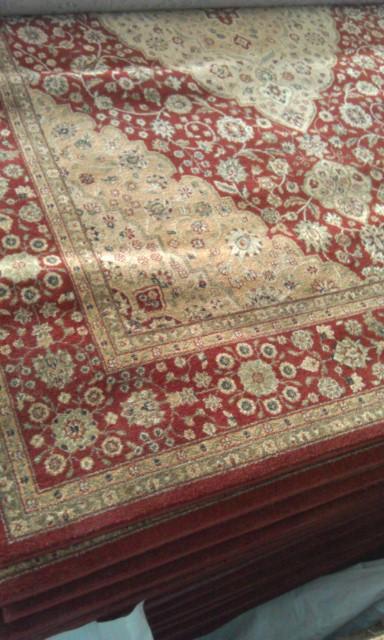 处理丙纶地毯