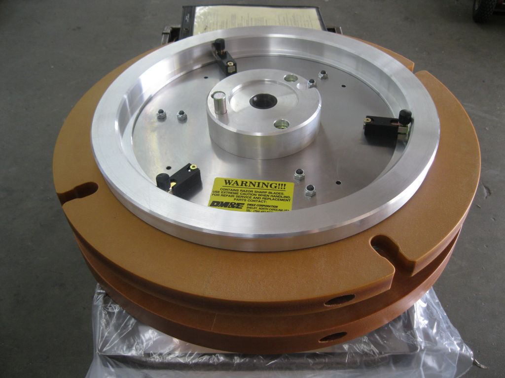 STAGE-3型超短切断刀盘