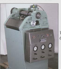 WA型卷曲机