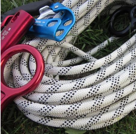 登山绳 静力绳 安全绳主绳户外攀岩绳子速