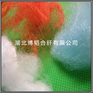 丙纶短纤维(各色均可生产)