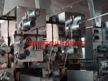 一步纺丙纶纺丝机