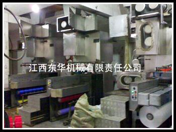 高强丙纶FDY纺丝牵伸机