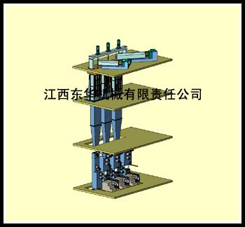 丙纶FDY纺丝牵伸设备
