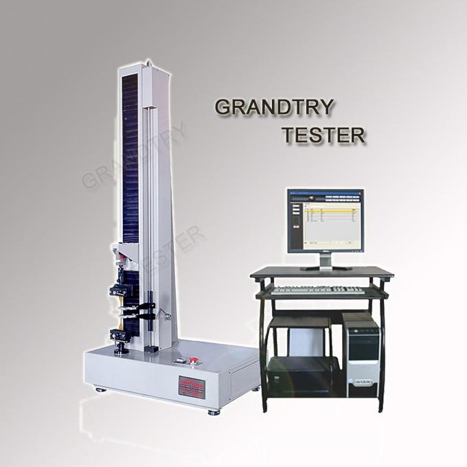 广材XLD-E微机控制单立柱电子式万能试验机(精密