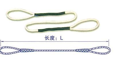 高性能电力牵引绳