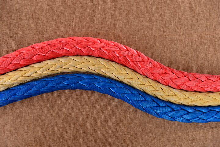 高强(超高分子量聚乙烯)十二股缆绳