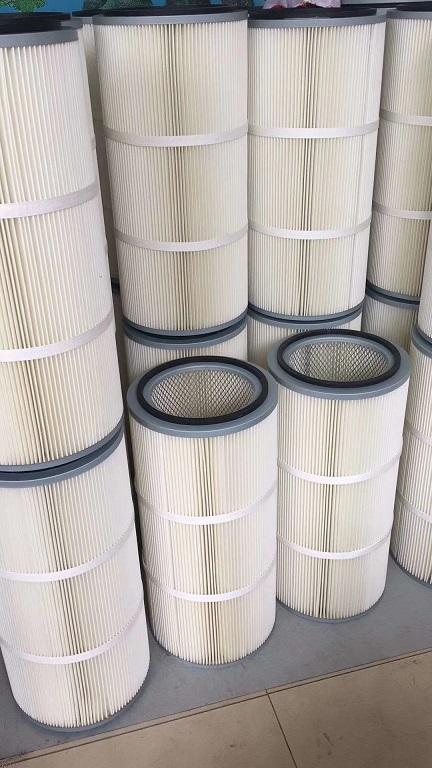 3290制药厂药粉回收除尘滤芯PET聚酯纤维滤筒