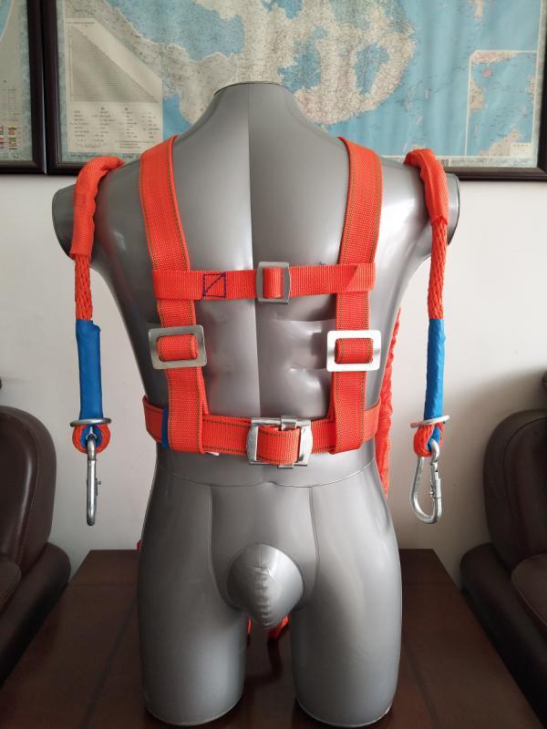 丙纶安全带:单绳电工,材质:丙纶高强  ¥38
