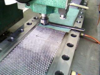 纺粘无纺布喷丝板