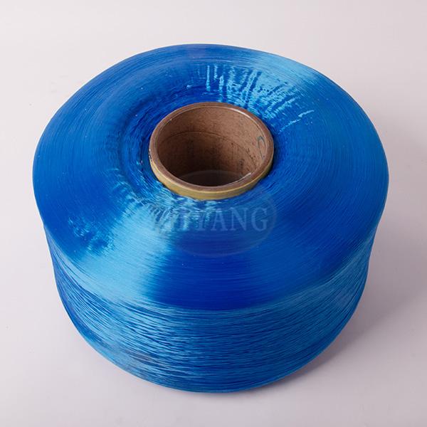 蓝色丙纶高强丝