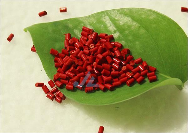 丙纶化纤消光增白母粒