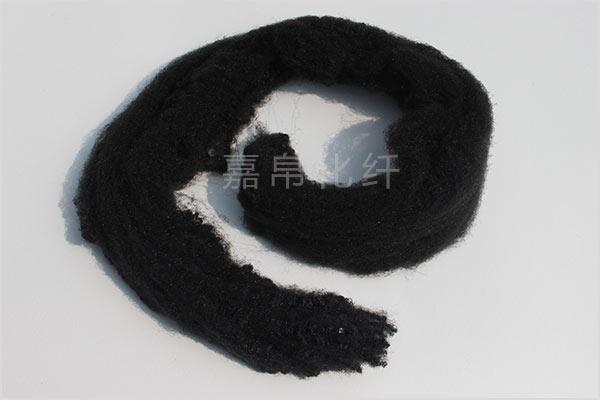 黑色丙纶长丝束
