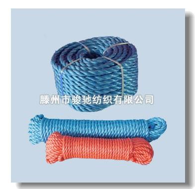 彩色PP编织绳