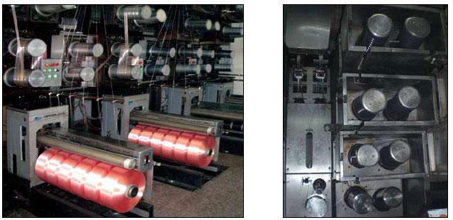 涤纶、丙纶、锦纶工业丝技术及成套设备