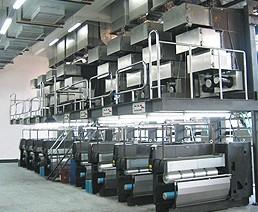 涤纶FDY纺丝机