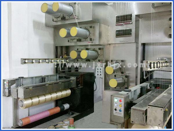 丙纶纺丝机,丙纶FDY纺丝设备