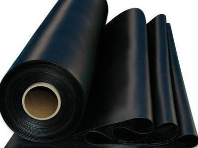 HDPE聚乙烯防水板土工膜单双糙面光面黑色防渗水厂家直销