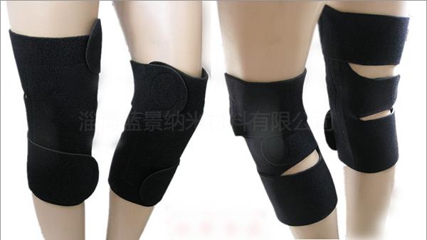 自发热磁疗护膝
