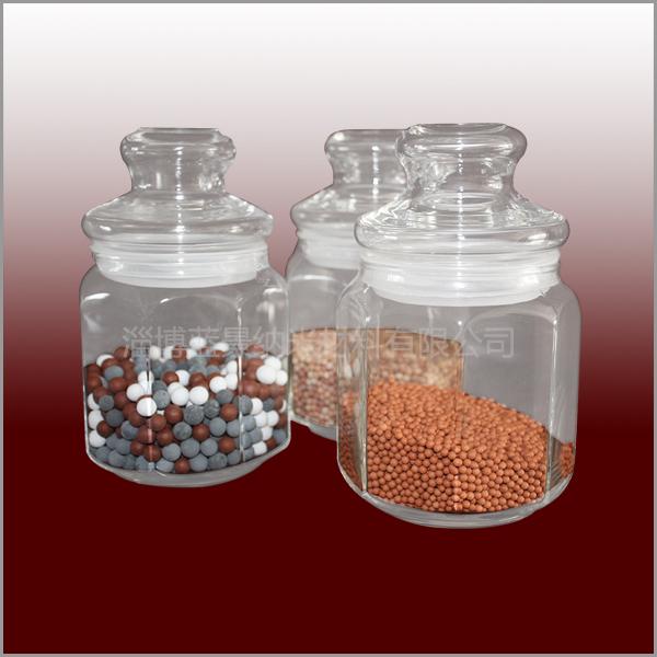 电气石负离子陶粒