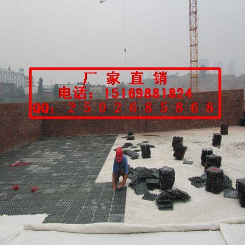 呼伦贝尔屋顶绿化蓄排水板(土工布)厂家