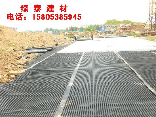 徐州地下室屋顶排水板�L排水板=建筑工地