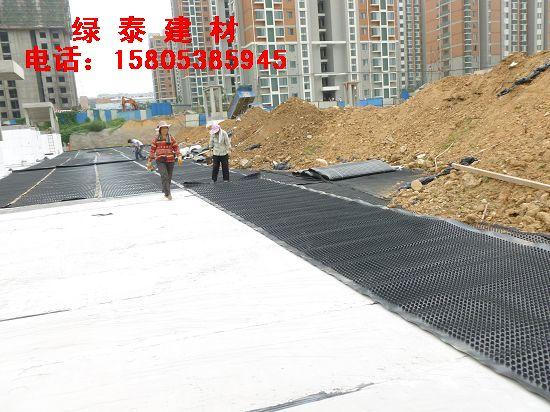 扬州车库排水板=扬州聚乙烯车库排水板