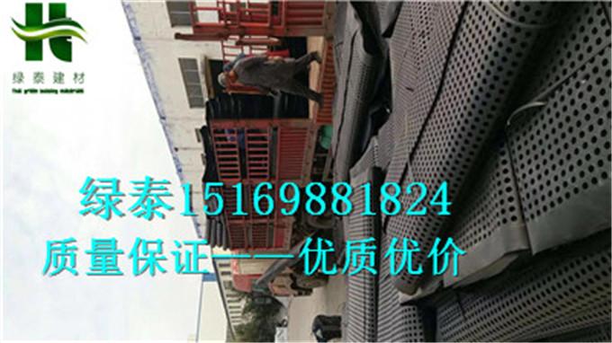 濮阳1.2公分车库排水板-濮阳车库疏水板