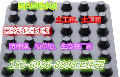 排水板|HDPE排水板|山东塑料排水板价格|绿达建材有限公司
