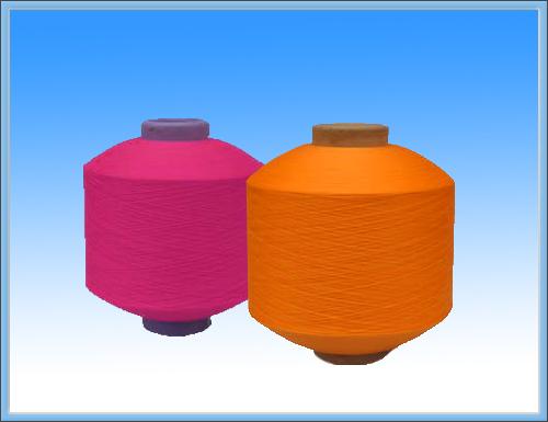 涤纶DTY丝各种颜色可供客户选择