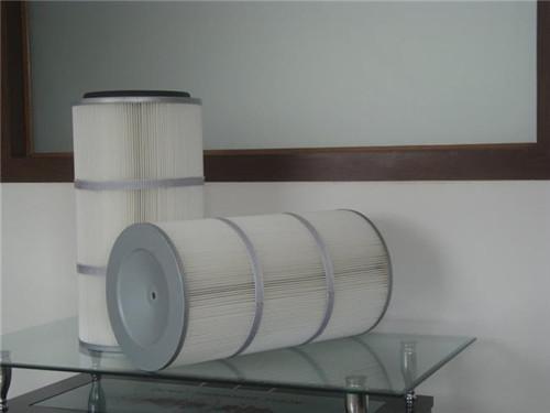 螺丝吊装除尘滤芯 国产无纺布滤筒