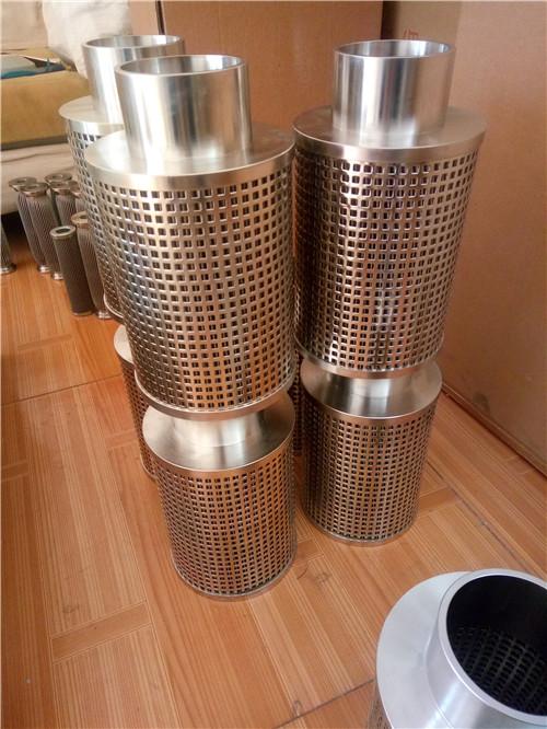 耐酸耐碱不锈钢网折叠 0160DN系列贺德克滤芯
