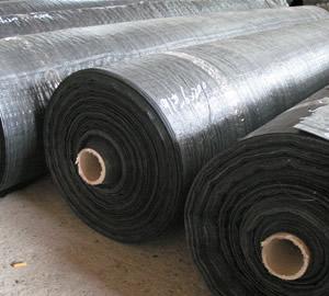 透水好施工方便塑料编织土工布