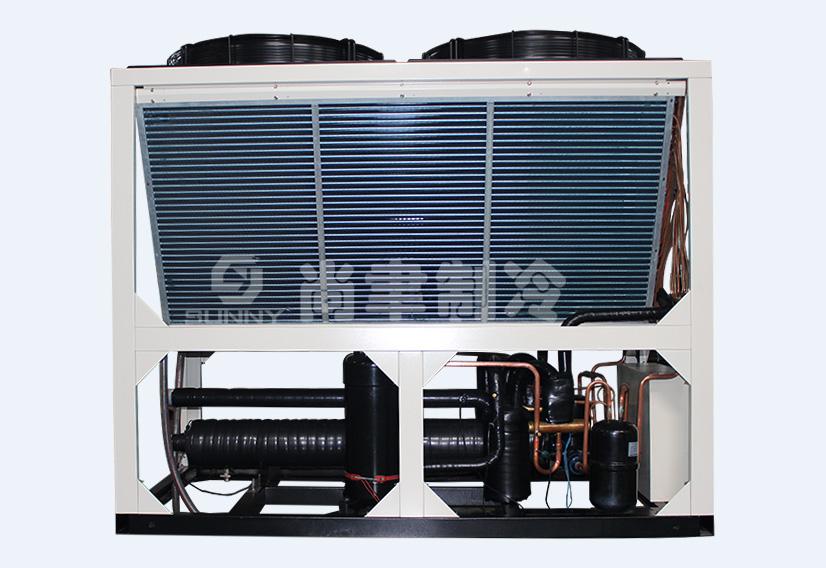 风冷模块式冷热水机组(热回收)