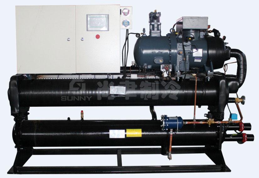 水冷螺杆系列冷水机组