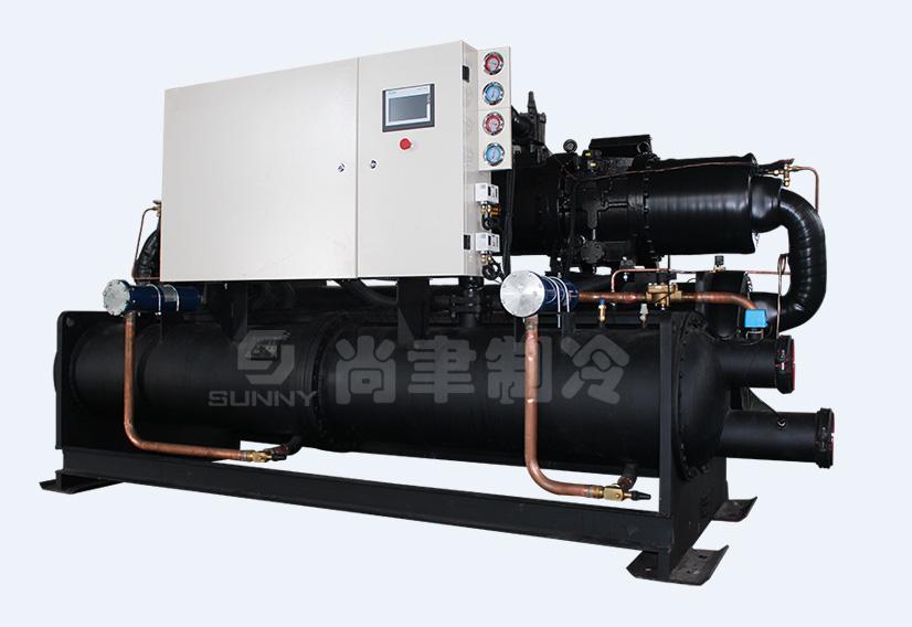 水冷螺杆式冷水机组(低温机组