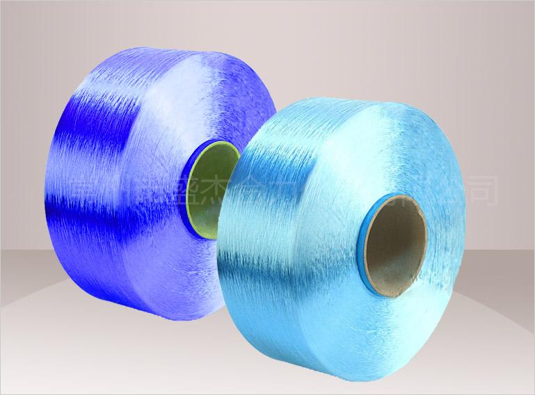 高强涤纶色丝-各种功能性产品均可生产