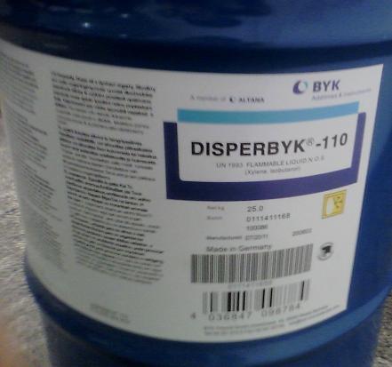 涂料助剂/德国BYK润湿分散剂110