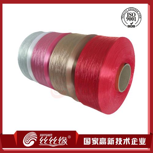 高强丙纶色丝,高清丙纶倍捻丝,一步纺色丝,高强丙纶长丝