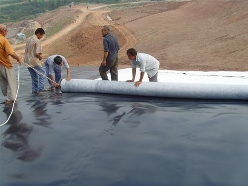 农业工程专用HDPE防渗膜
