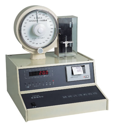 YG362卷曲弹性仪