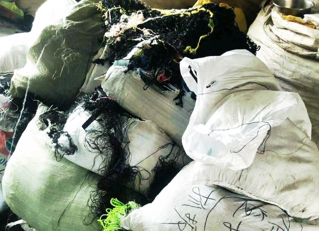 丙纶废丝,废料,废带
