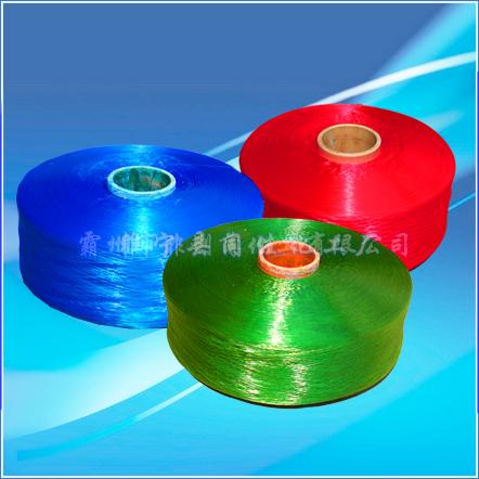 高强有色丙纶丝专业生产厂家