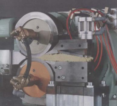 CL21型卷曲机